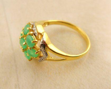 Wie wird die Größe eines Rings angegeben?